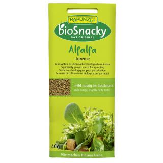 Alfalfa Luzerne bioSnacky